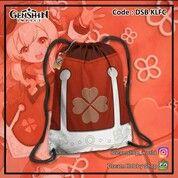 Tas Serut Anime Game Genshin Impact Klee (29667712) di Kota Jakarta Barat