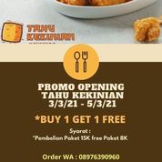 Tahu Kekinian Promo OPENING guys cab Dr. Cipto baru!!!! Buy 1 get 1 free!! (29667895) di Kota Semarang