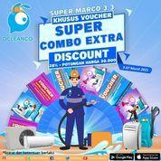 Ocleanco Yeyy Promo Voucher Super Combo Extra sudah tersedia di aplikasi Ocleanco ya guys... (29667943) di Kota Medan