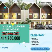 Villa Wassenaar Village Investasi Condovilla Menguntungkan Di Puncak (29669548) di Kab. Bogor