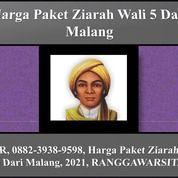 TOUR, 0882-3938-9598, Harga Paket Ziarah Wali 5 Dari Malang, 2021, RANGGAWARSITA (29670712) di Kota Semarang
