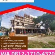TANPA BUNGA   0812-1710-4370   Jasa Arsitek Bangun Rumah Di Tulungagung, PANDAWA AGUNG PROPERTY (29671840) di Kab. Tulungagung