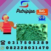 Pipa Ppr Pn 16 Ready Stock All Size (29672858) di Kab. Way Kanan