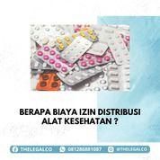 IZIN DISTRIBUSI ALAT KESEHATAN (29673375) di Kota Jakarta Selatan