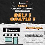 MeeNUM PROMO GRAND OPENING Kembangan tanggal 6-7 Maret 2021 Ada promo BELI 1 GRATIS 1 lohh (29674585) di Kota Jakarta Barat