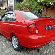 Sedan Hyundai Avega 2009 Asli Bali Masih Jln 46000 Km (29675259) di Kota Denpasar