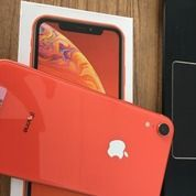 Iphone Xr 64gb Coral (29677729) di Kota Madiun