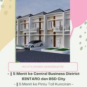 RUMAH BEBAS BANJIR BINTARO HAVANA PARK BINTARO 739 (29679513) di Kota Tangerang Selatan