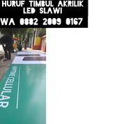 HURUF TIMBUL AKRILIK LED SLAWI (29684500) di Kab. Tegal