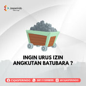 IZIN ANGKUTAN BATUBARA (29686957) di Kota Tangerang Selatan