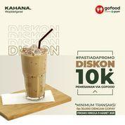 KOPI KAHANA Diskon 10K Pemesanan Via Gofood !! (29688818) di Kota Jakarta Timur