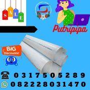 """Pipa Pvc Supramas Aw 3"""" (29690456) di Kab. Kutai Timur"""