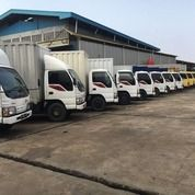 Sewa Tahunan Bulanan Truk CDE CDD 6roda Elf Dyna Dutro Canter Box Bok (29694867) di Kota Jakarta Utara
