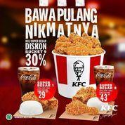 KFC ROXY JEMBER Beli Super Besar Diskon Bucket 9 30 % !! (29697214) di Kab. Jember