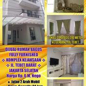 Rumah Di Komplek Kejaksaan Agung Tebet Barat Jakarta Selatan (29703983) di Kota Jakarta Selatan