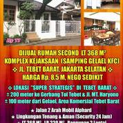 Rumah Second Di Komplek Kejaksaan Agung Tebet Barat Jakarta Selatan (29704080) di Kota Jakarta Selatan