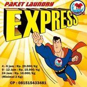 Paket Laundry Ekspress/Kilat (29715104) di Kota Mojokerto