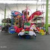 Wahana Mainan Odong2 Komedi Putar Safari Animal Campuran Diskon (29720751) di Kab. Way Kanan
