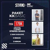 Studio Family Karaoke Kali ini kalian bisa Karaokean dapat T-shirt keren. (29720970) di Kota Bandung