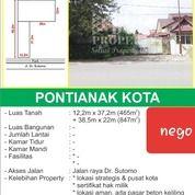 TANAH DI DR SUTOMO (29721710) di Kota Pontianak