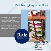 Rak Minimarket Singel, Keranjang Tarik, Single Ram (29726463) di Kab. Gresik
