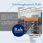 Rak Minimarket Display, Tolley A100, Keranjang Tarik (29726580) di Kab. Sidoarjo