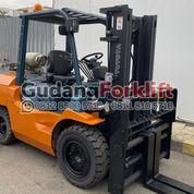 Forklift Gasoline Counter Balance Toyota 3.5 Ton Bekas Bergaransi (29729409) di Kota Jakarta Utara