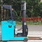 Sumitomo Forklift Reach Truck Elektrik 1.5 Ton Second Bergaransi (29729635) di Kota Jakarta Utara