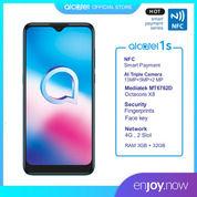 Alcatel 1S Smartphone [ Ram 3GB / Rom 32GB ] Garansi Resmi, Green (29729926) di Kota Jakarta Pusat