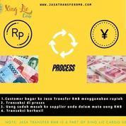 Jasa Transfer RMB / Yuan (IDR Ke RMB) (29730231) di Kota Jakarta Utara