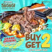Sogogi Grand Opening Promo (29731348) di Kota Tangerang