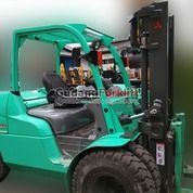 Forklift Mitsubishi 5 Ton Diesel Siap Pakai (29732130) di Kota Jakarta Utara