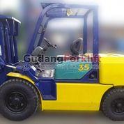 Komatsu Counter Balance Diesel 3.5 Ton Bekas Berkualitas (29732169) di Kota Jakarta Utara