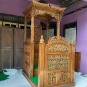 Mimbar Masjid Kubah (29734928) di Kab. Lampung Tengah