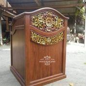 Mimbar Masjid Atau Podium (29734947) di Kab. Lampung Tengah