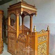 Mimbar Khutbah Masjid (29734967) di Kab. Lampung Tengah