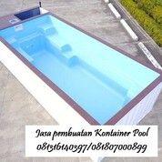 Bikin Kolam Renang Dari Kontainer Irian Jaya (29736607) di Kota Dumai