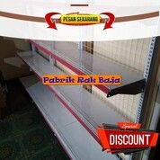 Asik Rak Minimarket Riteal, Trolley Barang, Keranjang Merah Mirani, (29739703) di Kab. Karangasem