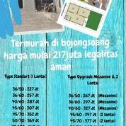 Tidak Perlu Mahal, Hanya 3jt Hunian Modern Type Mezanine; Bandung (29739828) di Kab. Bandung