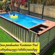 Bikin Kolam Renang Dari Kontainer   Kota Ambon (29740246) di Kota Ambon