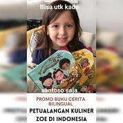 Buku Anak Bilingual Petualangan Zoe (29746103) di Kota Jakarta Barat