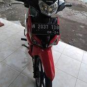 2014 Honda Supra X 125cc Warna Merah Sprti Baru (29746507) di Kota Malang