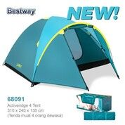 Tenda Camping Dome Pavillo 4 Orang (29747558) di Kota Jakarta Barat