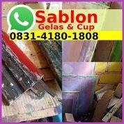 Sablon Cup Murah (29748163) di Kab. Nias Barat
