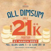 DimsumGo ! Get your own favorite Dim Sum only for 21K! (29752932) di Kota Jakarta Utara