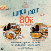 Dimsum Go Lunch Treat 80k All Package (29756345) di Kota Jakarta Utara