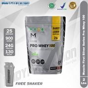 Muscle First Pro Whey 2 Lbs / M1 MuscleFirst Protein ProWhey Susu (29762665) di Kota Jakarta Utara