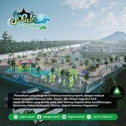 Kawasan Wisata Jogja Eco Park Istimewa Dengan Pantai Mini Buatan (29766017) di Kab. Sleman