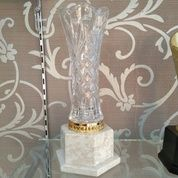Piala Vas Kaca Marmer (29767224) di Kota Bandung