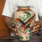 Barang Guci Vas Original Antik (29770506) di Kota Bekasi